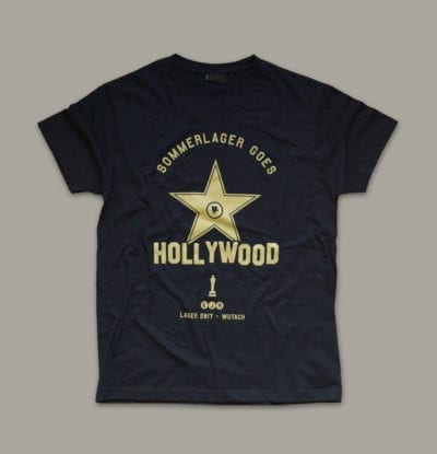 Lager Goes Hollywood Shirt